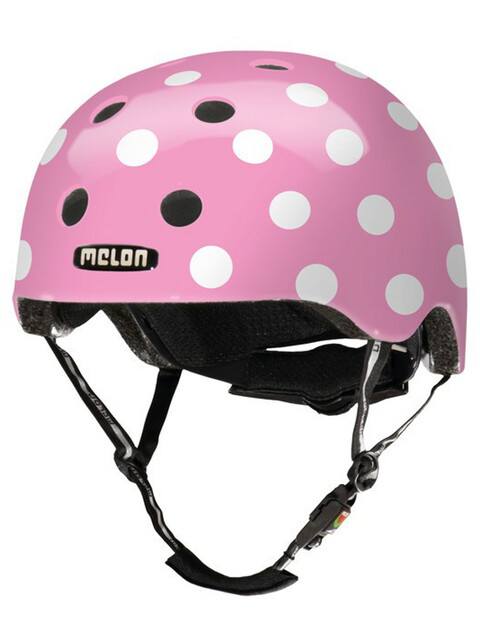 Melon Urban Active Story Kask rowerowy Kobiety różowy